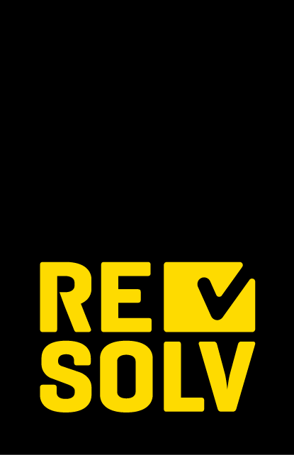 Resolv logo nero 1x